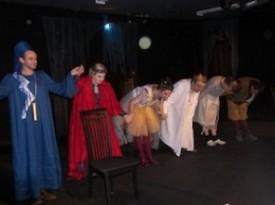 La pièce «Le roi se meurt» au théâtre du Vieux Saint-Vincent de Laval: vive le roi!