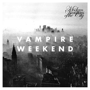 «Modern Vampires of the City» de Vampire Weekend