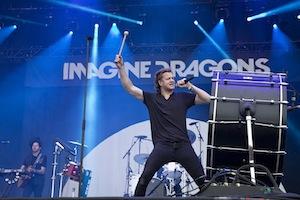 Jour 2 du Festival de Musique et Arts Osheaga 2013: Stars, Tegan and Sara, Imagine Dragons et We Are Wolves