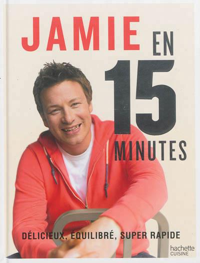 «Jamie en 15 minutes» de Jamie Oliver: une livre de recettes alléchant (image)