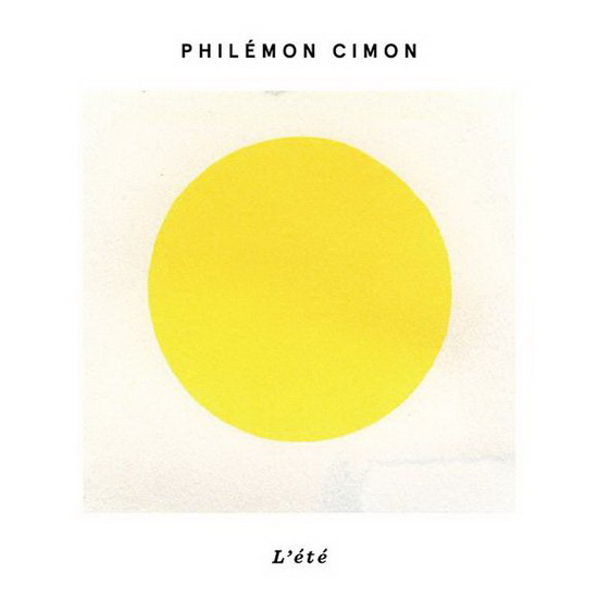 Philémon-Cimon-L'été-Critique-Album