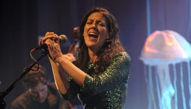 Alejandra Ribera au Club Soda pour la soirée d'ouverture du Festival international de Jazz de Montréal