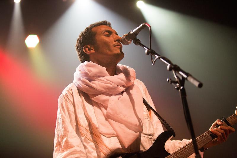 Bombino au Club Soda de Montréal: Omara Bombino Moctar, le Jimi Hendrix de l'Afrique (image)