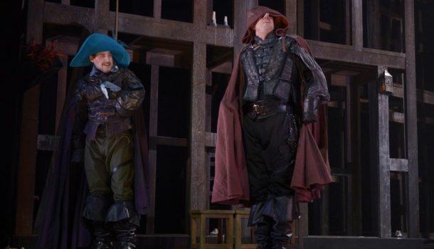 «Cyrano de Bergerac», mise en scène par Serge Denoncourt, au TNM