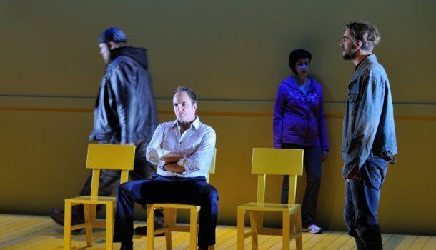 «Pour réussir un poulet» de Fabien Cloutier au Théâtre La Licorne