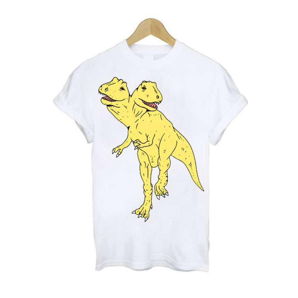 T-shirt illustré par Gabrielle Laïla Tittley qui sera en vente lors de l'évènement