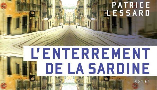 «L'enterrement de la sardine» de Patrice Lessard