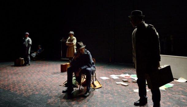 «L'Énigme Camus» de Jean-Marie Papapietro au Théâtre Denise-Pelletier