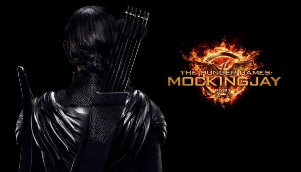 «The Hunger Games: Mockingjay – Part I», mettant en vedette Jennifer Lawrence