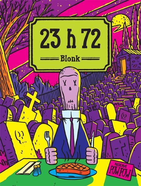Critique-BD-23h72-Blonk-Editions-Pow-Pow