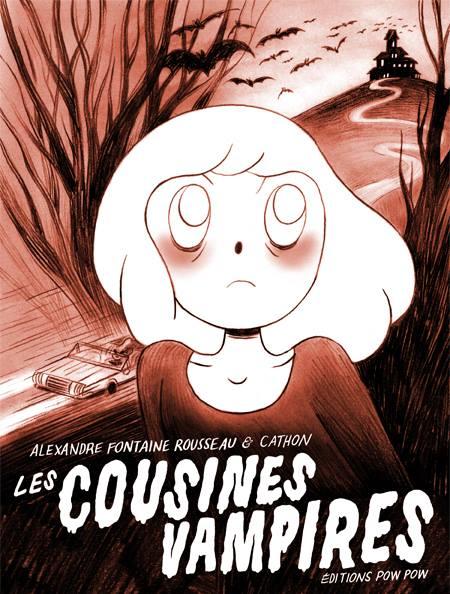 Critique-BD-Les-cousines-vampires-Cathon-Editions-Pow-Pow