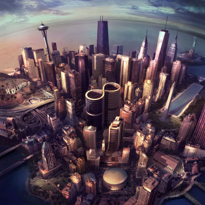 Critique-CD-review-Sonic-Highways-Foo-Fighters-2014-Bible-urbaine