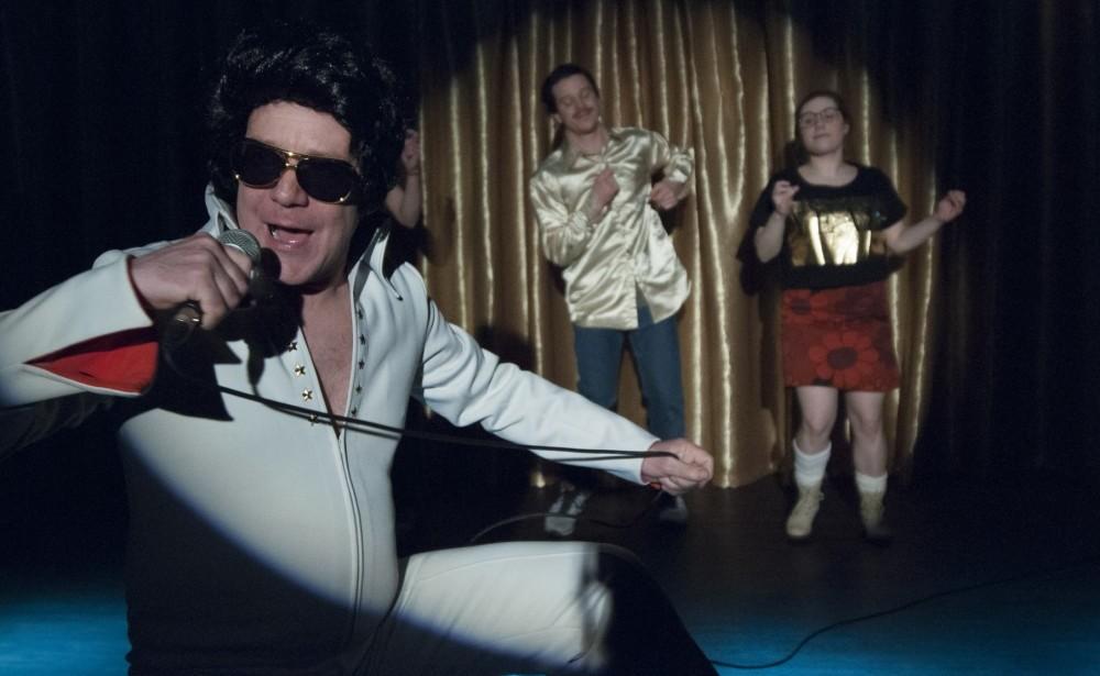 Elvis photos de graisse