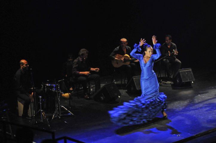 Flamenco Vivo présente «Lo Esencial» de Luis de la Carrasca à la Cinquième Salle