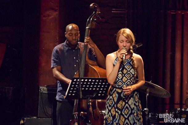 Emma Frank à l'Astral dans le cadre du Festival International de Jazz de Montréal