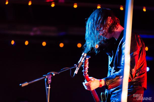 The Jon Spencer Blues Explosion et We Are Hex au Théâtre Fairmount de Montréal
