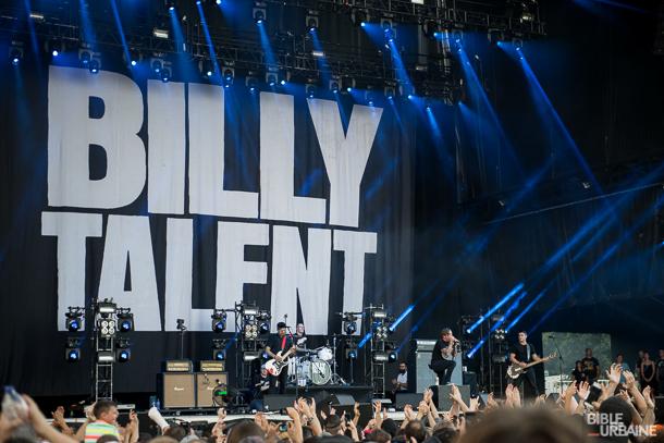 HEAVY MONTRÉAL, jour 2 | Faith No More, Iggy Pop, NOFX, Billy Talent et B.A.R.F.