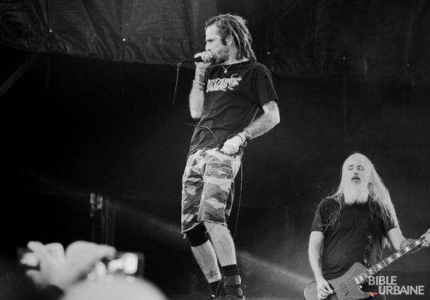 HEAVY MONTRÉAL, jour 3   Slipknot, Lamb of God, Within Temptation, Pig Destroyer et Sandveiss