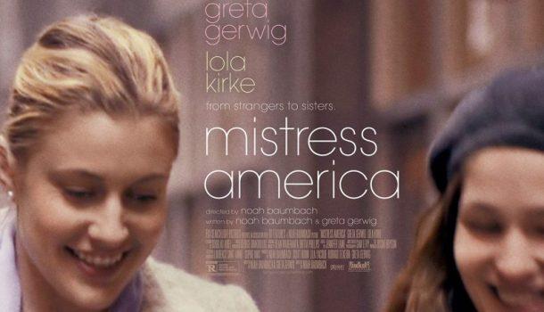 «Mistress America» de Noah Baumbach, avec Greta Gerwig et Lola Kirke