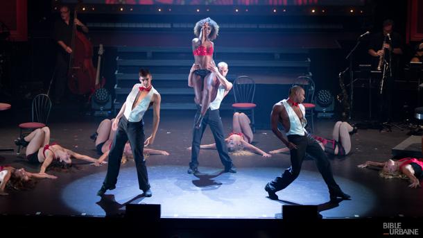 Un théâtre musical en compagnie du Cabaret Burlesque au Casino de Montréal