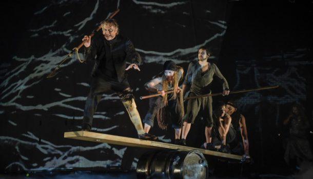 «Moby Dick» avec Normand D'Amour au Théâtre du Nouveau Monde