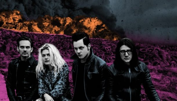 «Dodge And Burn» de The Dead Weather