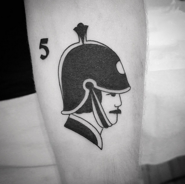«En vogue avec…» la tatoueuse Muriel de Mai
