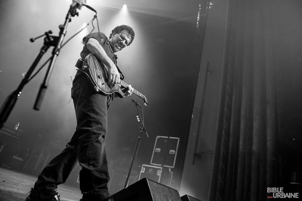 Godsmack au Métropolis de Montréal