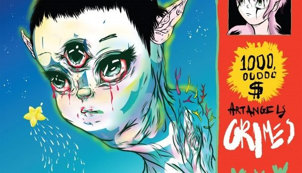 «Art Angels» de l'artiste canadienne Grimes