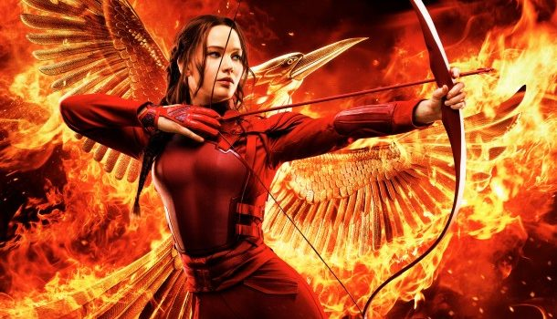 «The Hunger Games: Mockingjay – Part 2», mettant en vedette Jennifer Lawrence