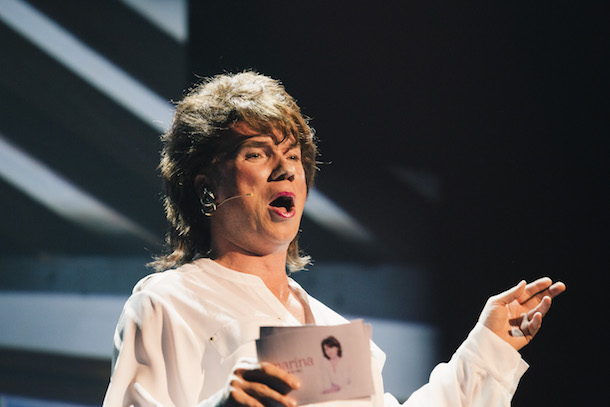 «2015 revue et corrigée» au Théâtre du Rideau Vert de Montréal