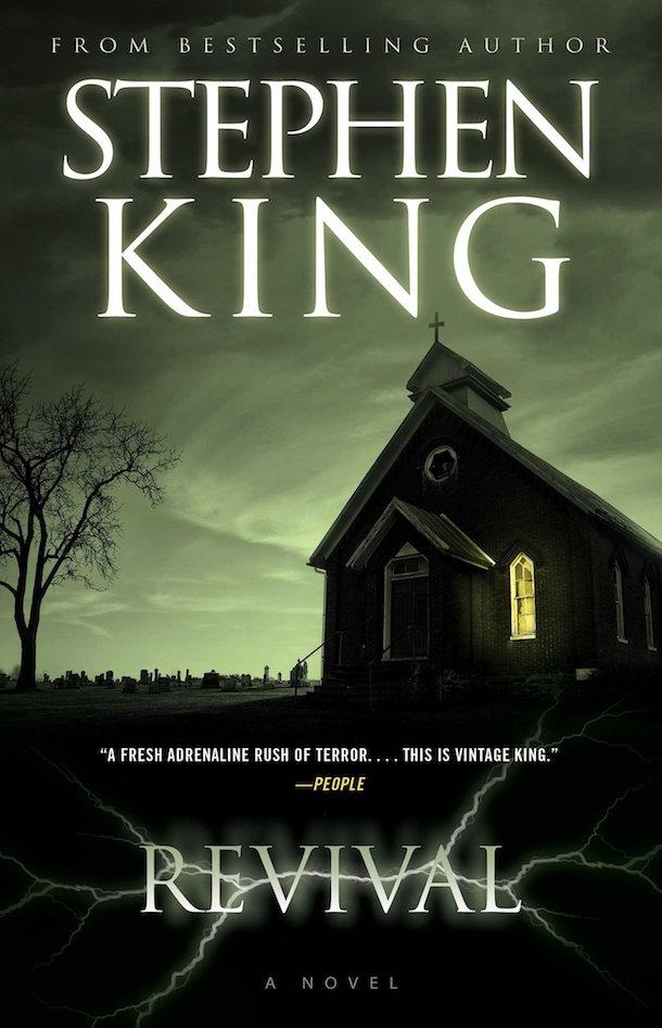 «Revival» de Stephen King chez Albin Michel