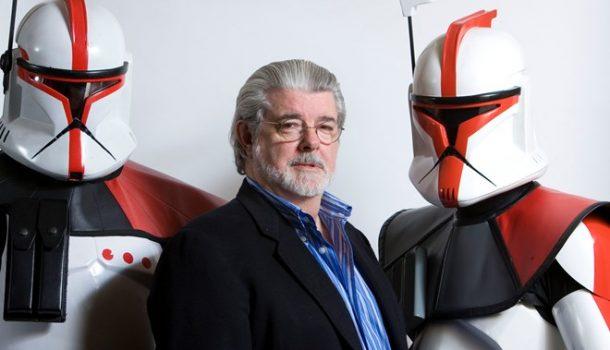«Le baptême de…» George Lucas