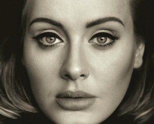 «25» de l'auteure-compositrice-interprète britannique Adele