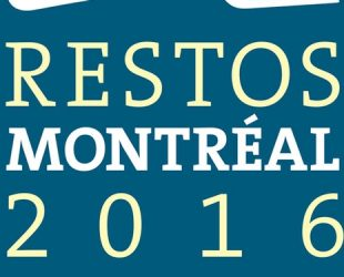 «Restos Montréal 2016» de Marie-Claude Lortie