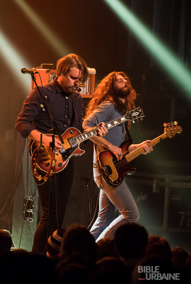 The Sheepdogs et Beat Cops au Théâtre Corona Virgin Mobile