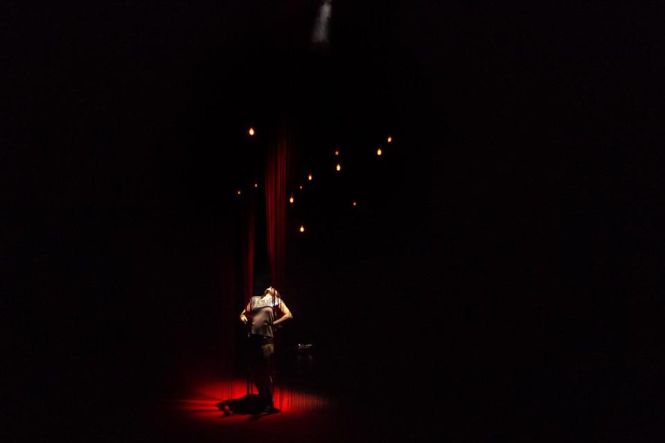 «4.48 Psychose» de Sarah Kane, avec Sophie Cadieux au Théâtre La Chapelle