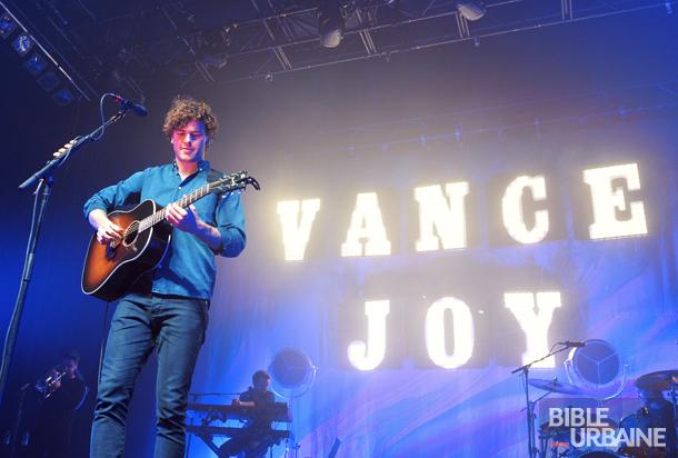 La vague Vance Joy au Métropolis de Montréal avec Reuben and the Dark