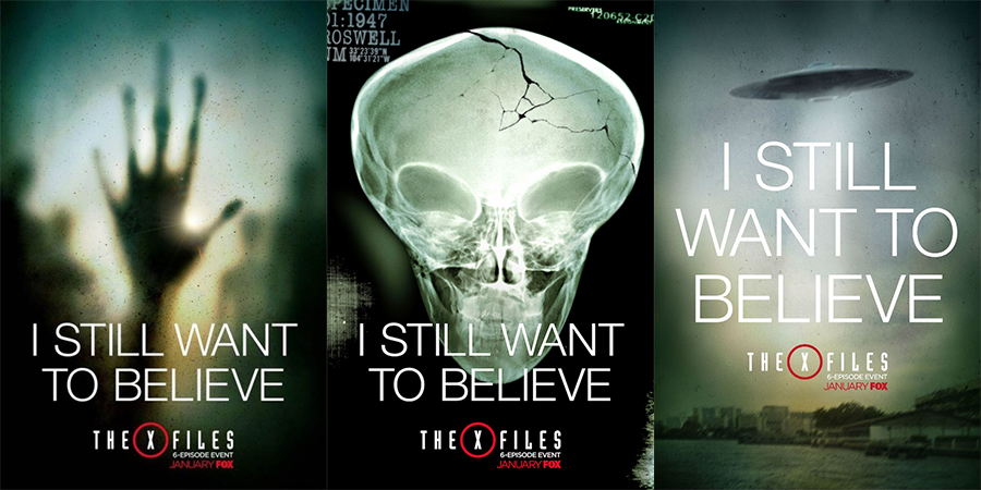 Detectives-TV-FOX-The-X-Files-2016-Posters-Bible-urbaine