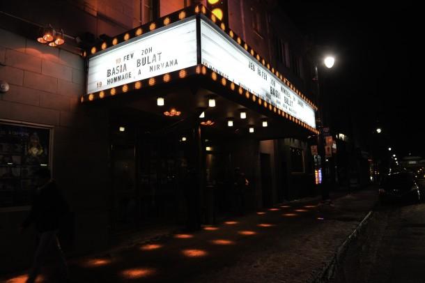 Basia Bulat au Club Soda à l'occasion de Montréal en Lumière