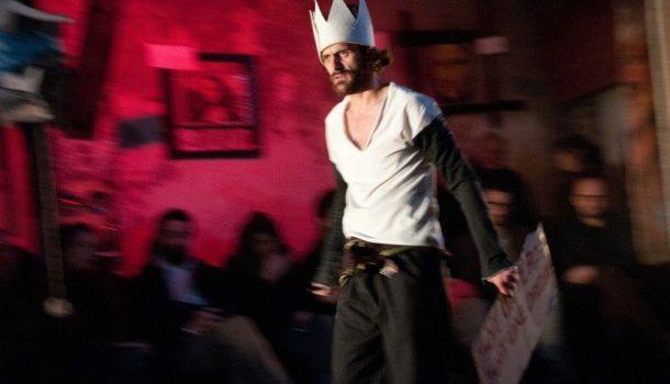«L'homme du sous-sol» de Fédor Dostoïevski au Théâtre Prospero
