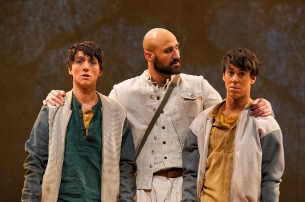 Critique theatre Orangeraie Larry Tremblay Poissant Denise-Pelletier b
