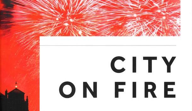 Critique-City-On-Fire-Garth-Risk-Hallberg-PLON-Bible-urbaine-couverture