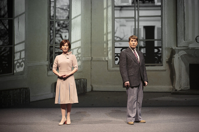 «Les Diablogues» au Théâtre du Rideau Vert