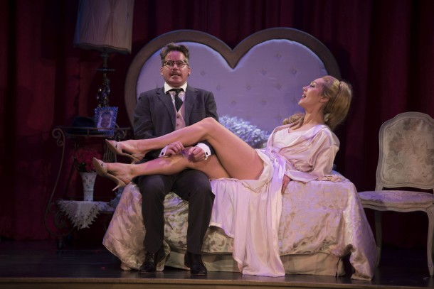 Le Centaur fait revivre la «Last night at the Gayety» jusqu'au 15 mai 2016
