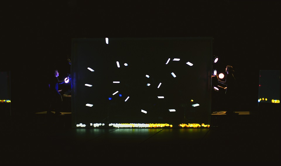 «Lumens», un spectacle interactif présenté au Gesù le 6 mai prochain