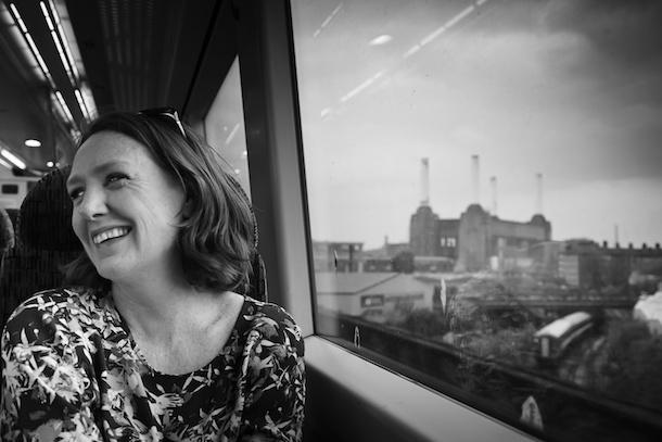 «La fille du train» de Paula Hawkins