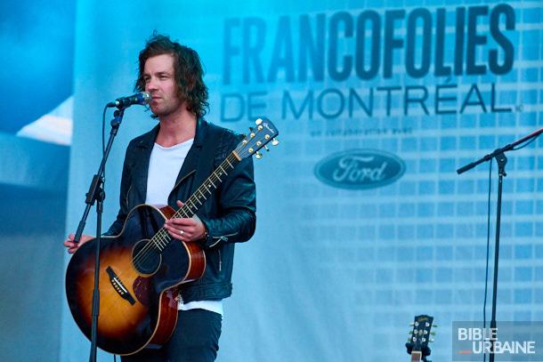Les FrancoFolies de Montréal 2016, jour 8: une énergie peace and love au centre-ville