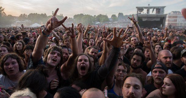 On se prépare pour le Rockfest 2018 avec une playlist!