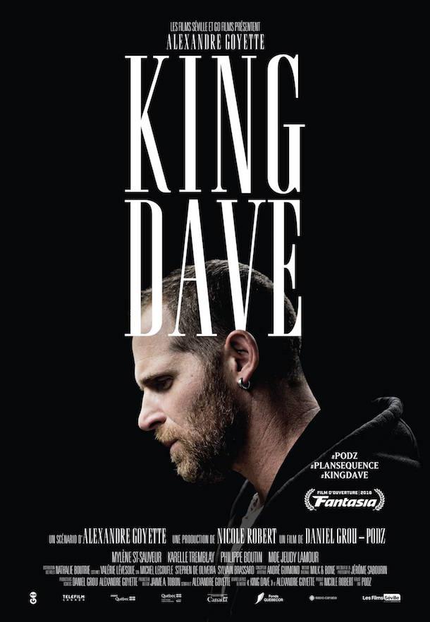 «King Dave» de Podz en ouverture du festival Fantasia 2016